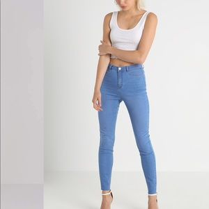 Missguided HIGHWAISTED Jeggings